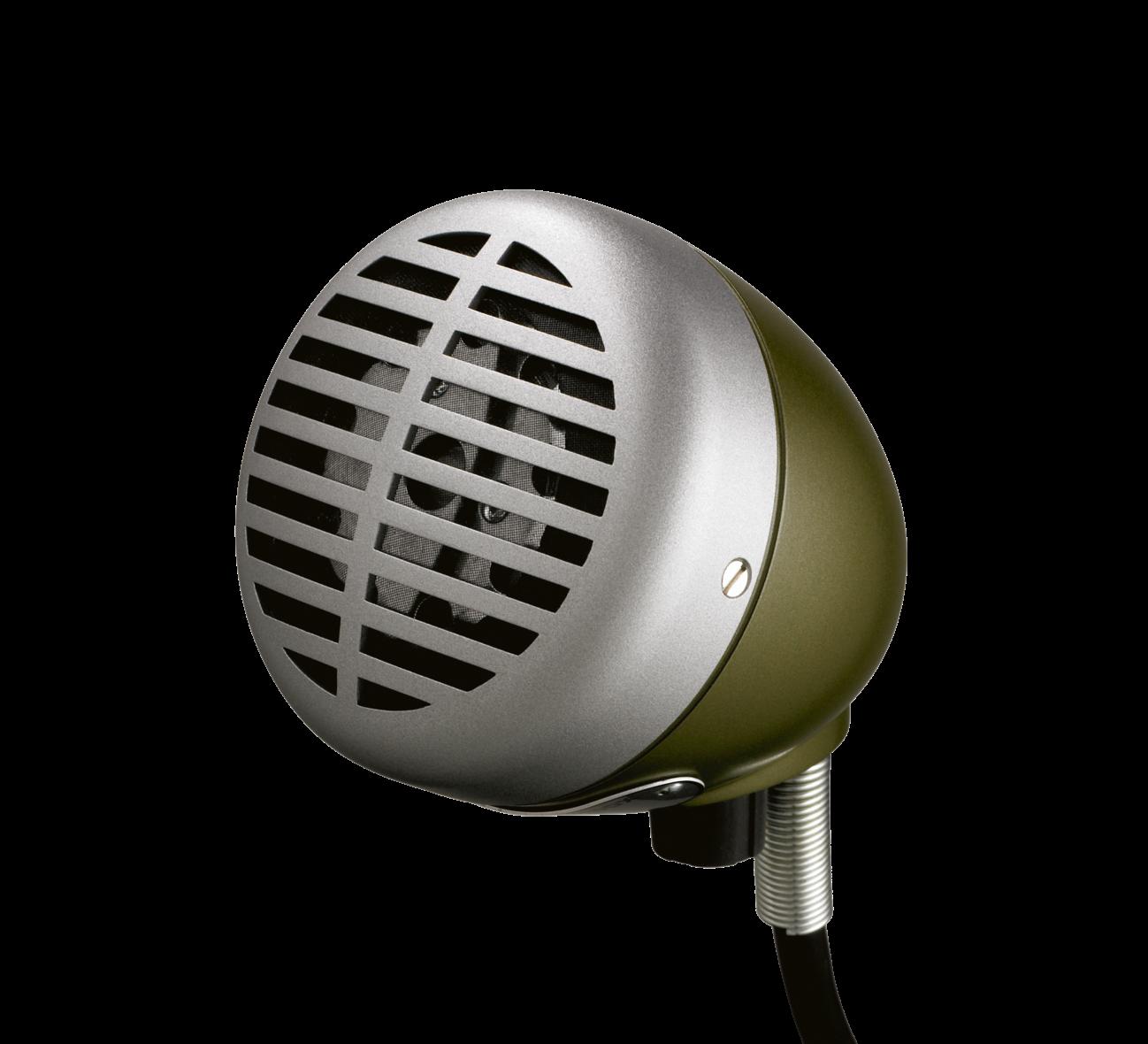 Shure Green Bullet 520DX Harmonica Mic