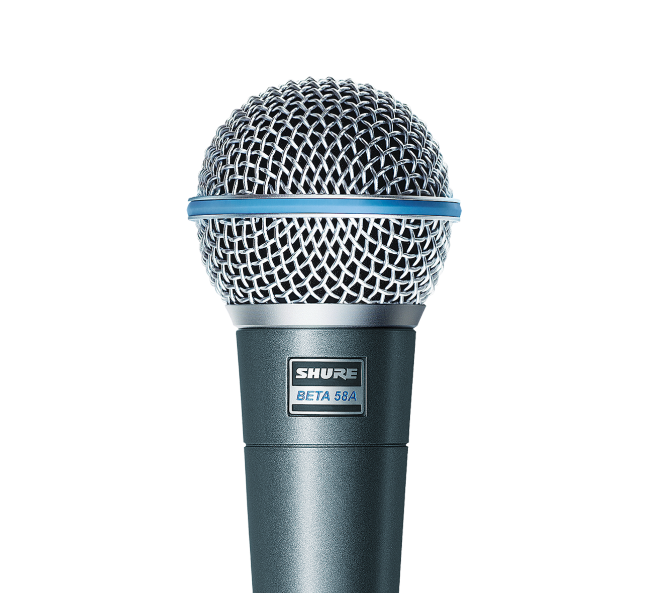 Shure BETA 58A Vocal Mic Supercardioid/Dynamic