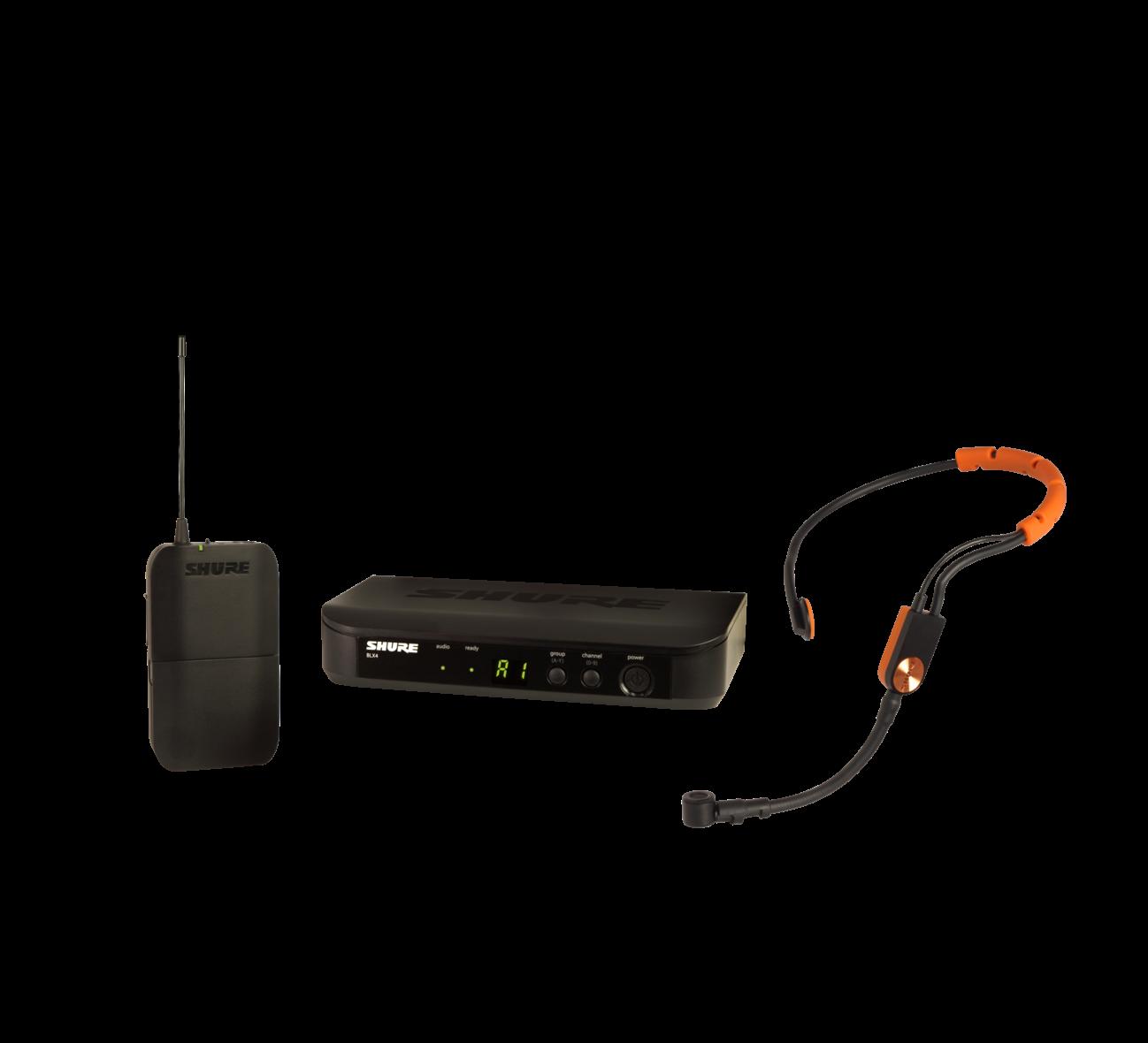 BLX14/SM31 Wireless system w SM31FH headset    Shure