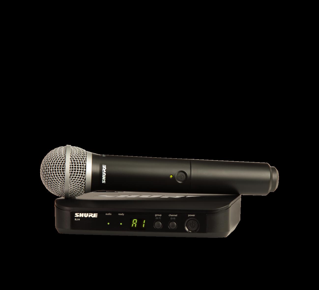 Shure BLX PG58 Wireless System