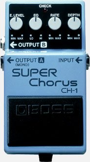 Boss Ch-1 Stereo Super Chorus Pedal