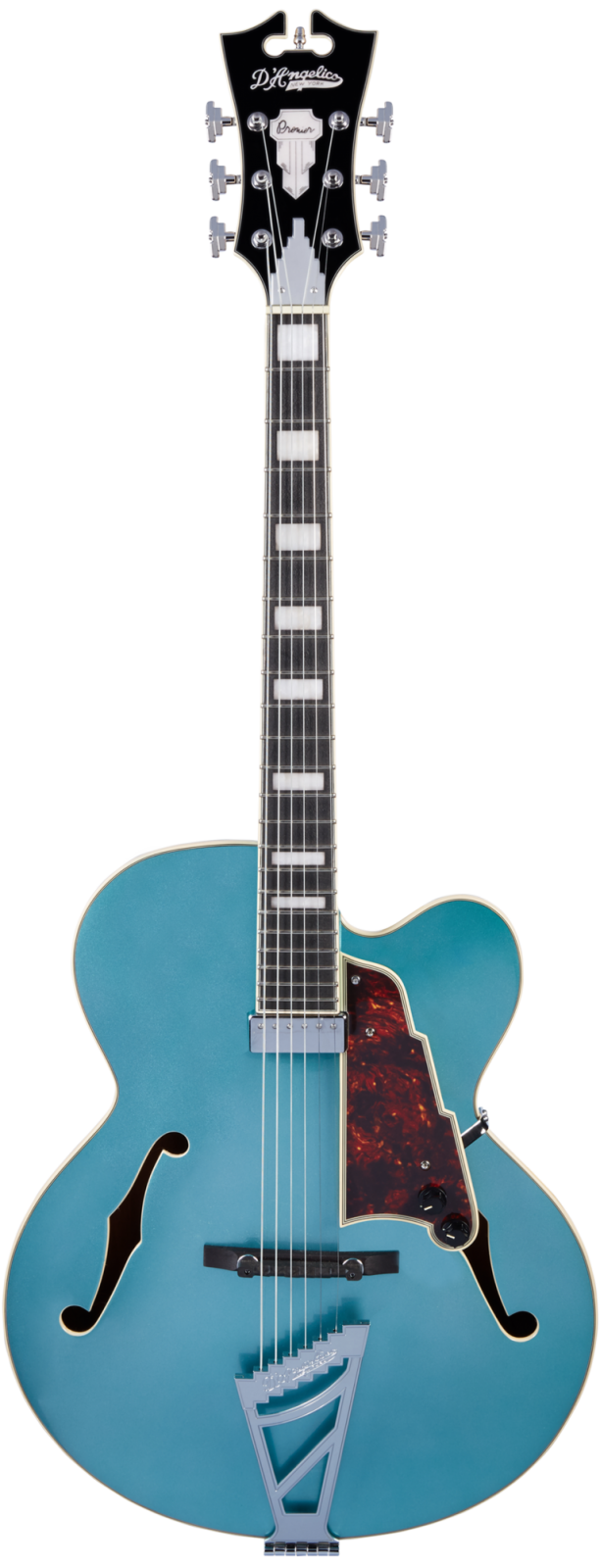 D'Angelico PREMIER EXL-1Turquoise w/gb