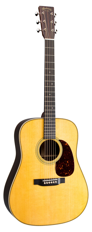 Martin HD-28 Acou Guitar w/cs '18