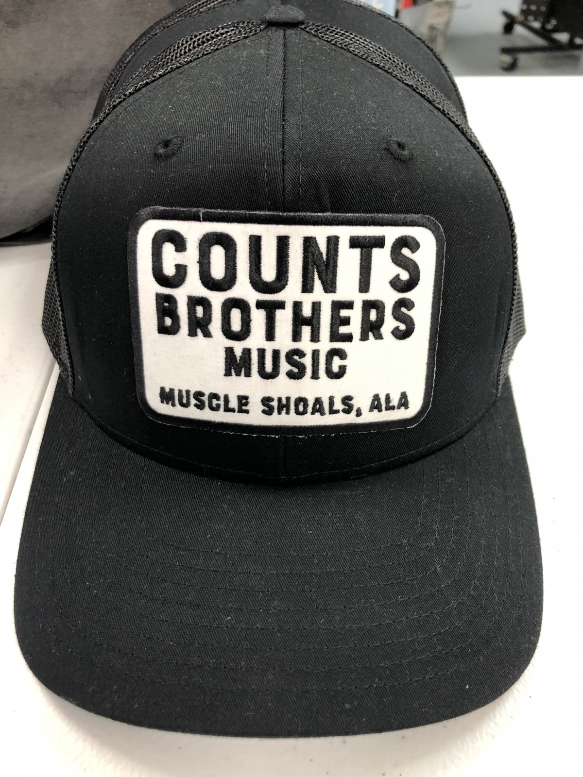 Trucker CBM Cap Patch