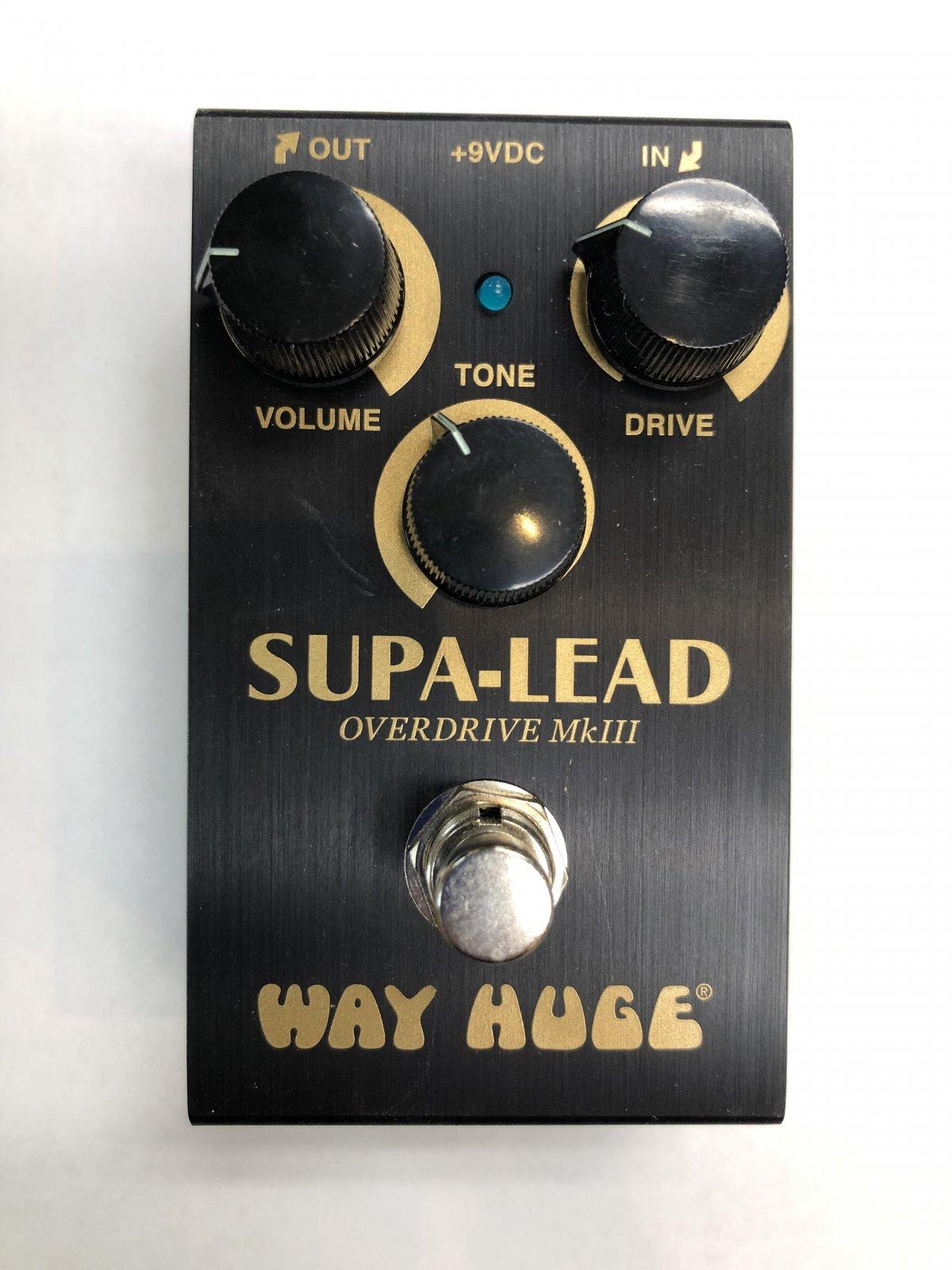 Way Huge Supa-Lead Overdrive MkIII - USED