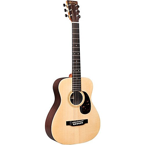 Martin LX1R Little Martin with Rosewood HPL Acoustic Guitar Natural