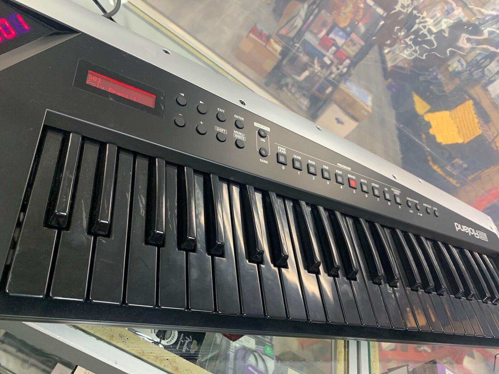 Roland AX-Edge Keyboard Synth Keytar- USED