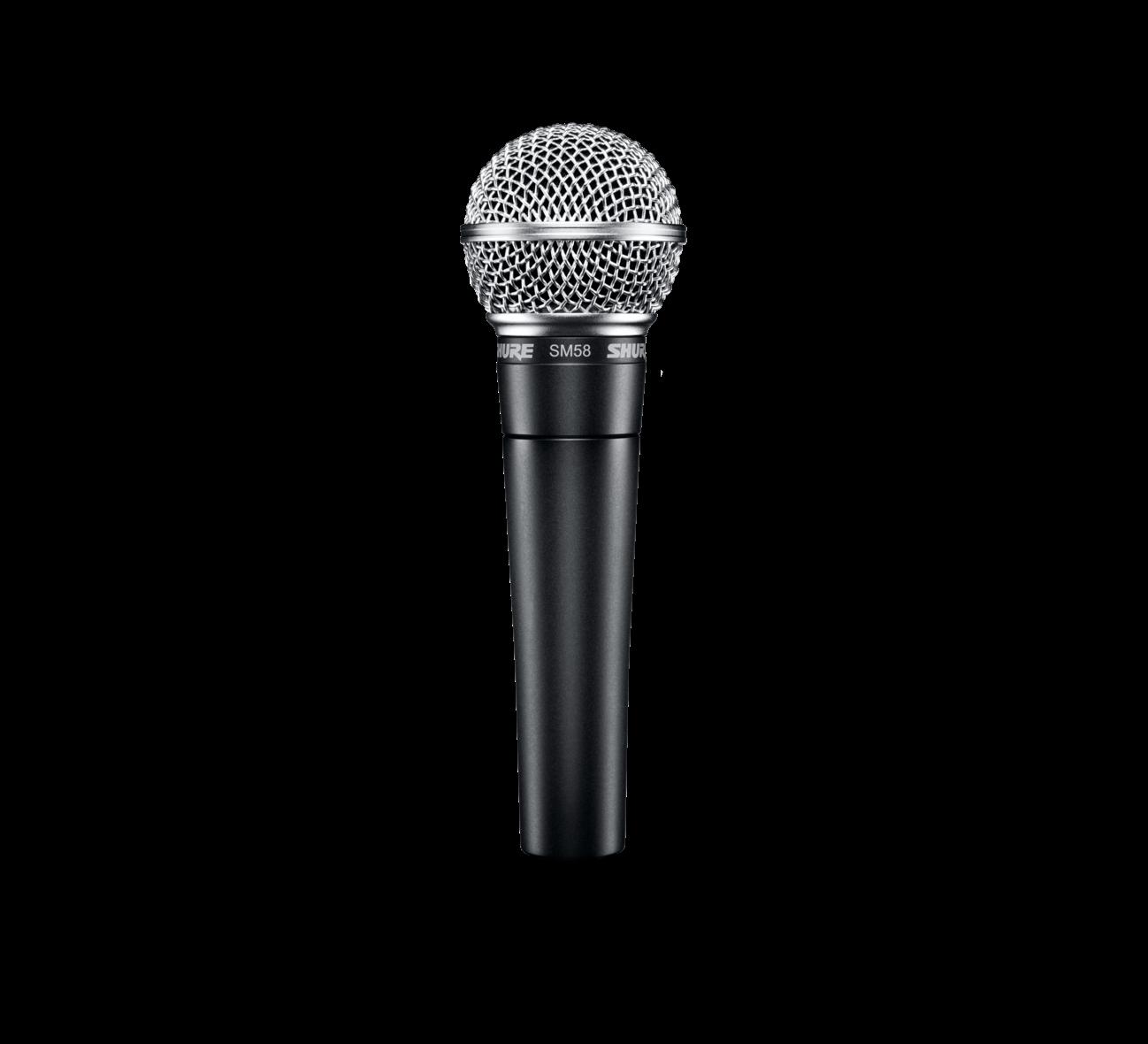 Shure SM58 LC microphone card/dyn
