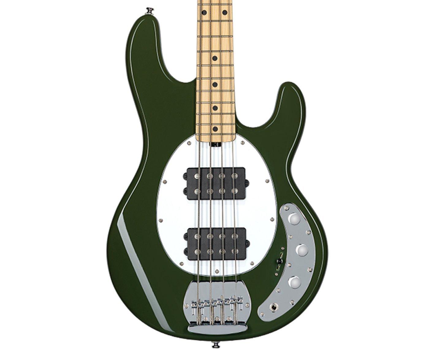 SUB Bass STINGRAY RAY4HH - Olive - No Gig Bag