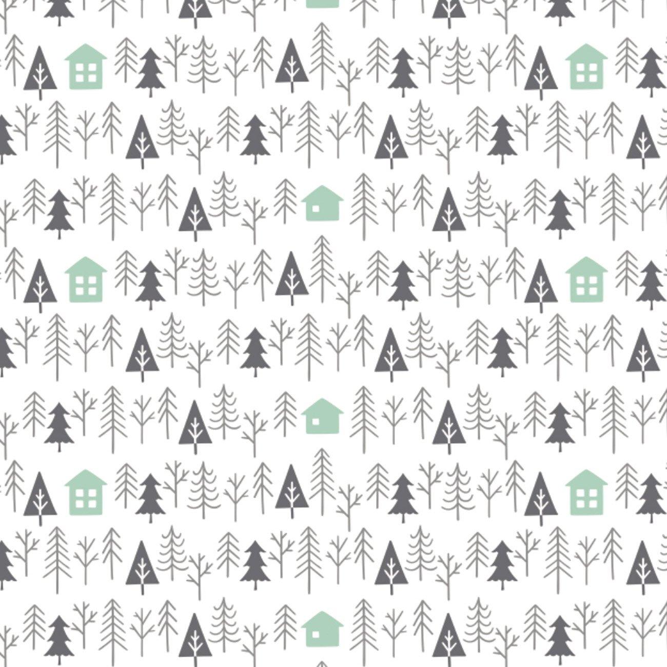 Reindeer Lodge 21191707_01 White