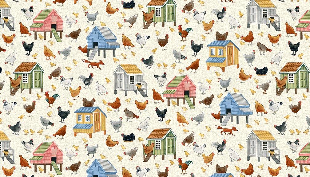 Village Life 2294_1_Chickens