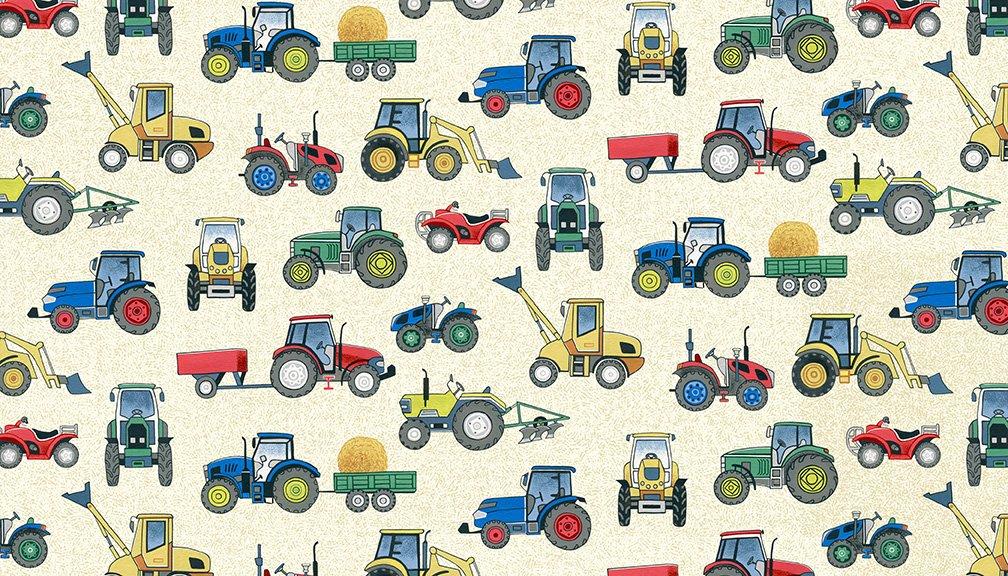 Village Life 2296_Q_Tractors