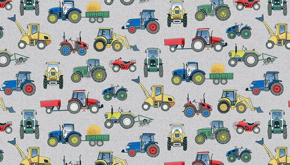 Village Life 2296_S_Tractors