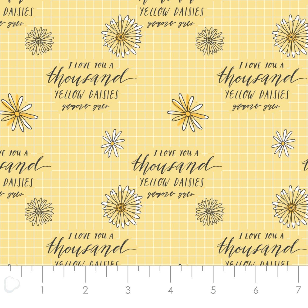 Gilmore Girls 23840104_01 Yellow
