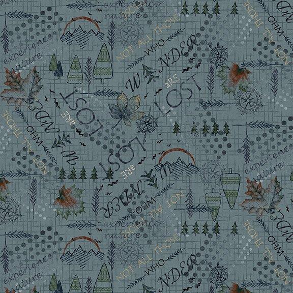 Folk Art Flannel IV 2581F-77