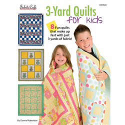 3 yard Quilts for Kids