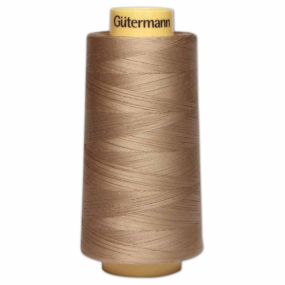 GÜTERMANN Cotton 50wt Thread 3000m - Taupe (1225)