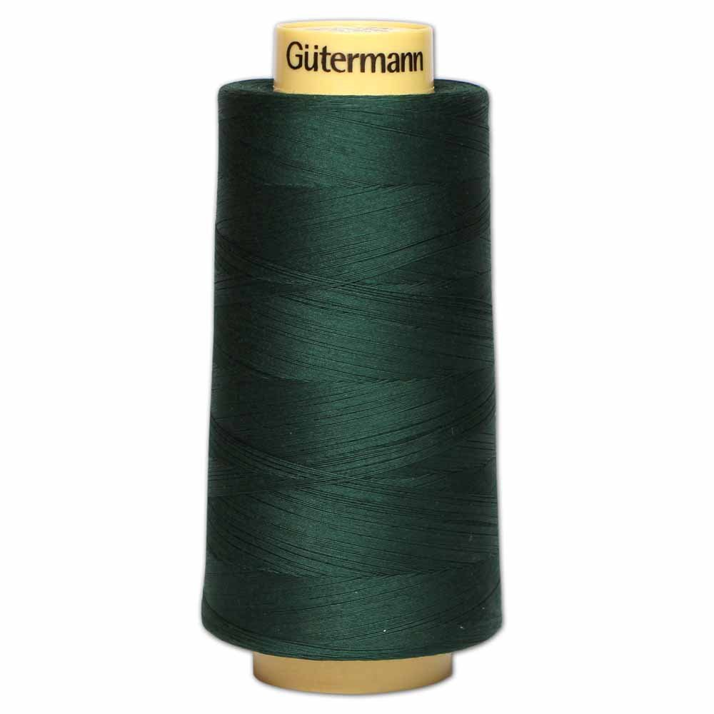 GÜTERMANN Cotton 50wt Thread 3000m - Hunter Green (8113)