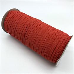 3mm Elastic - Red x 5 meters