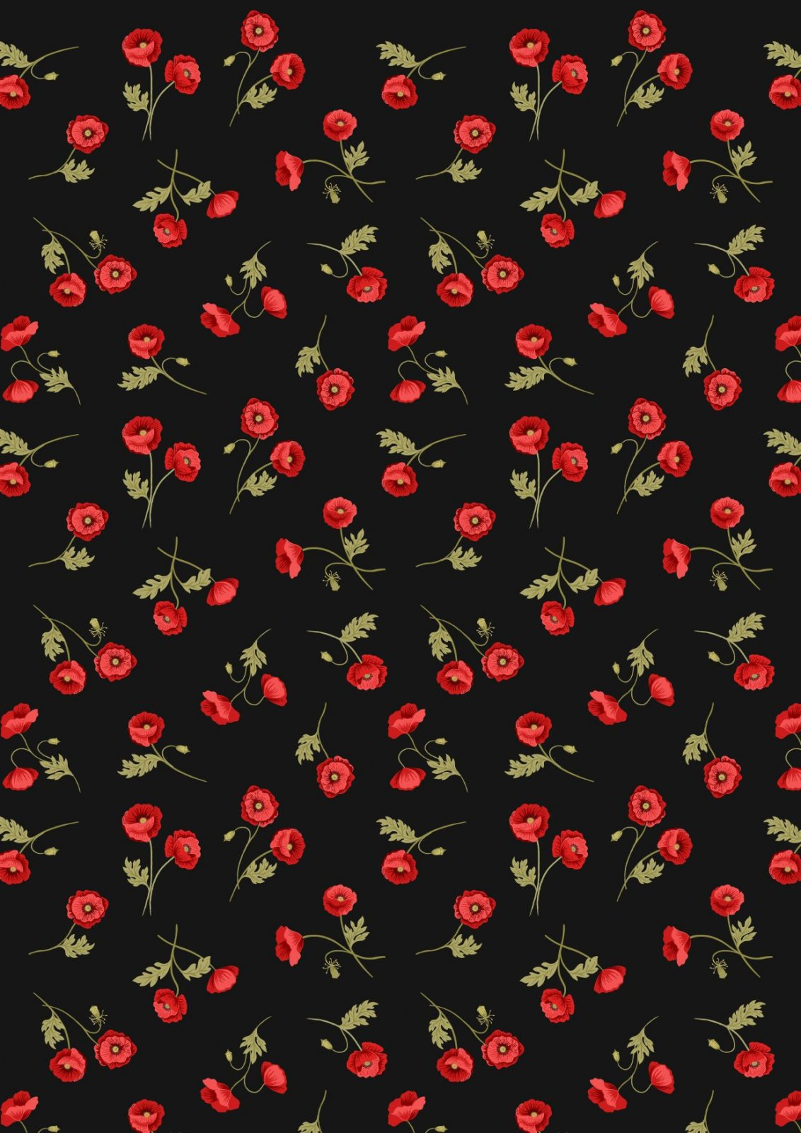 Poppies A556-3