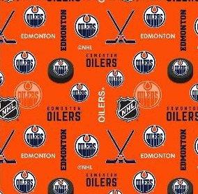 NHL Edmonton Oilers (flannel)