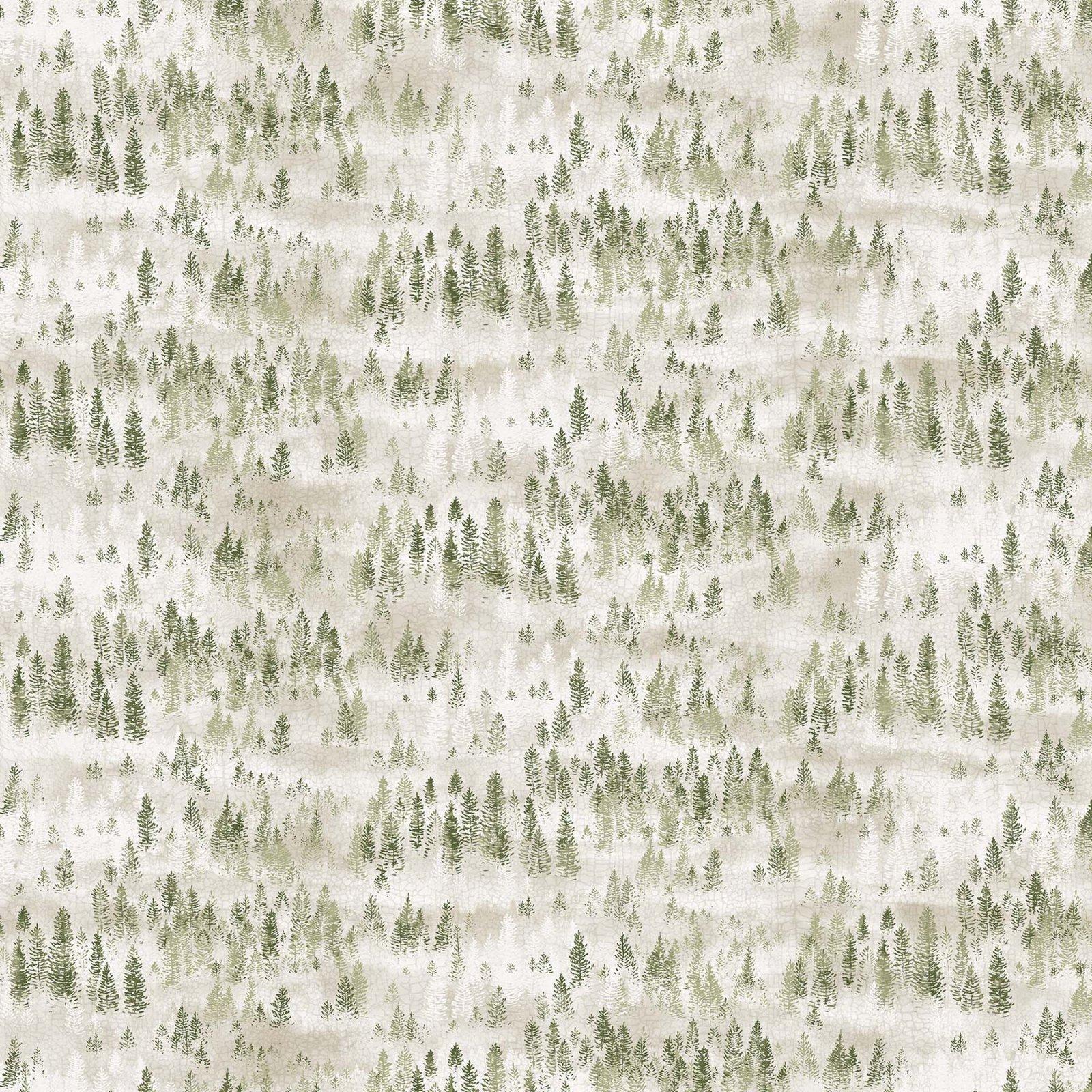 Lakeside Lodge Flannel F23558-91