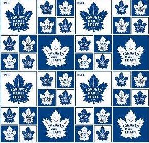 NHL Toronto Maple Leafs (cotton)