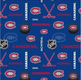 NHL Montreal Canadians (flannel)