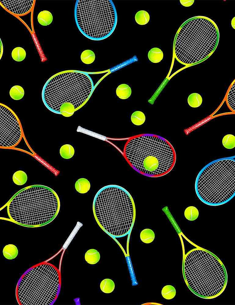 Move your body Tennis Gear C8778 black