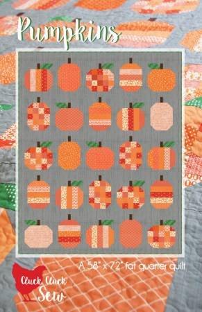 Pumpkins by Cluck Cluck Sew