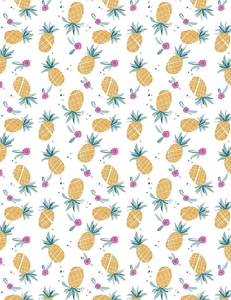 Summer Loving Pineapples STELLA DCJ1739 Multi