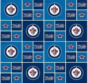 NHL Winnipeg Jets(cotton)