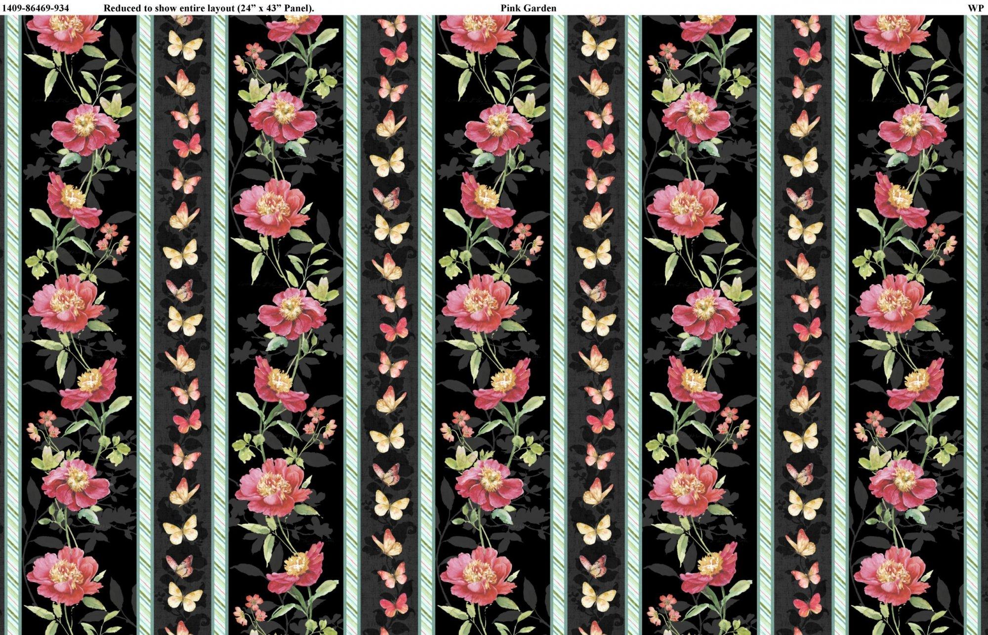 Pink Garden 86469-934