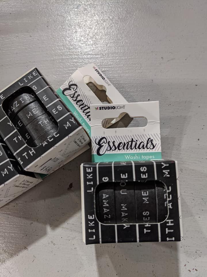 Essentials Washi Tape