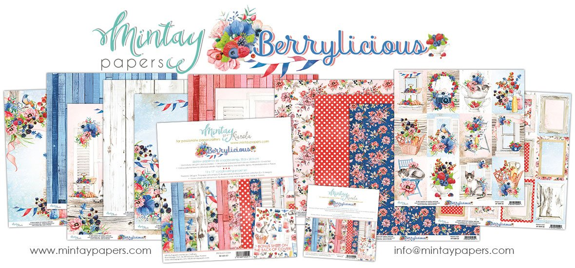 Mintay Berrylicious Collection