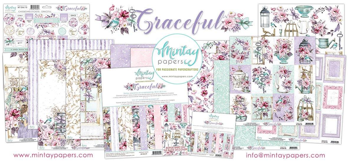 Mintay Graceful 12x12