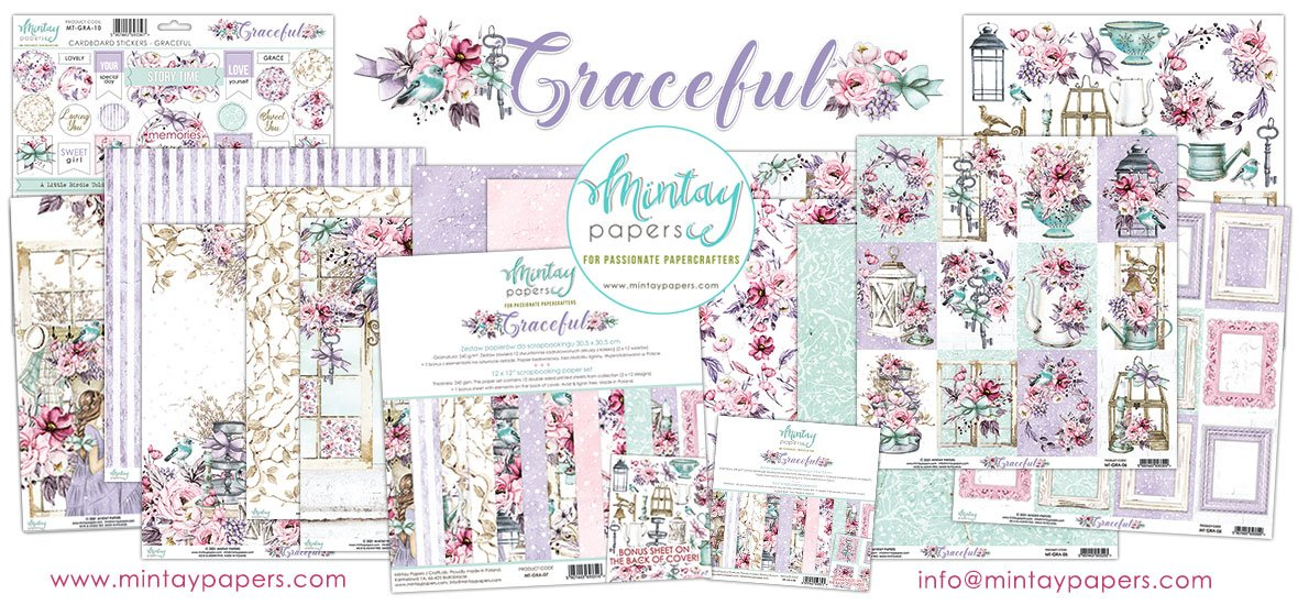 Mintay 6x6 Graceful