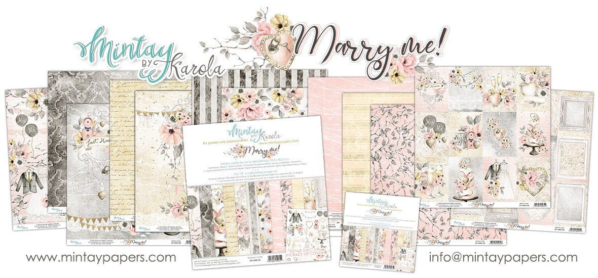 Mintay Marry Me Collection