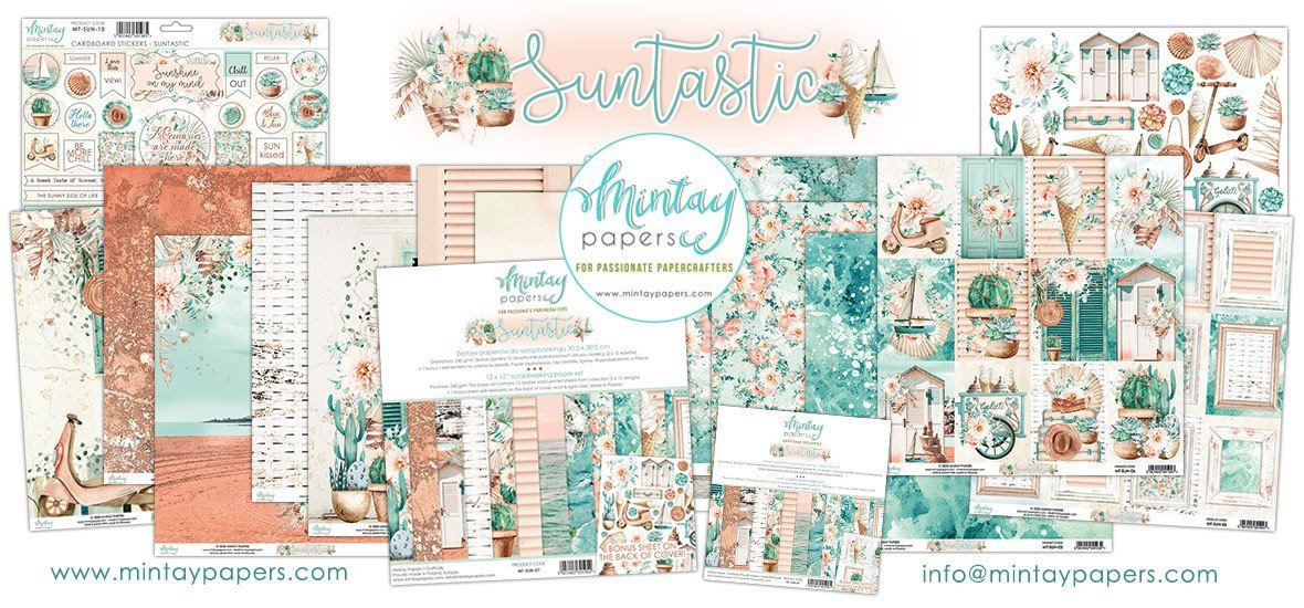 Mintay 6x6 Pad Suntastic