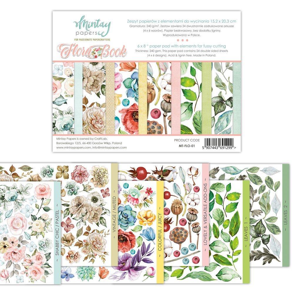 Mintay Book - Flora 1
