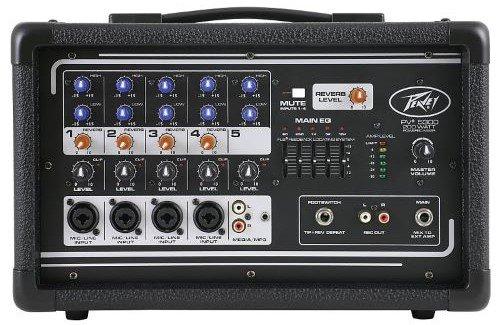 PV 5300 Powered Mixer