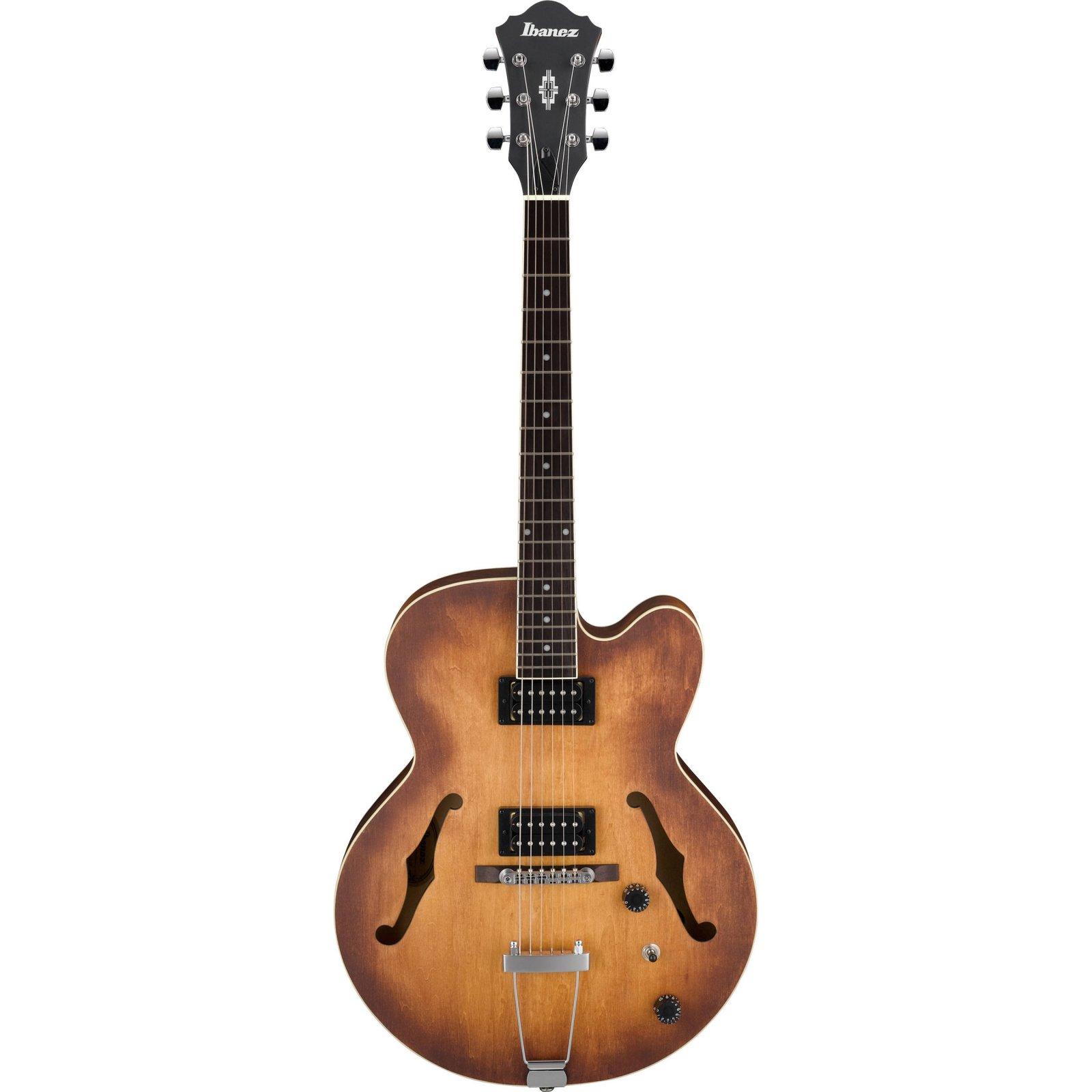 Ibanez AF Artcore 6str Electric Guitar  - Tobacco Flat
