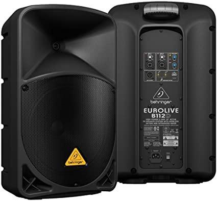Behringer B112D Behringer 1000W 2-Way 12 PA Speaker Sys