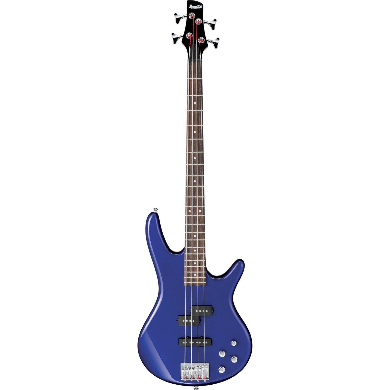 Ibanez Gio SR 4str Electric Bass - Jewel Blue