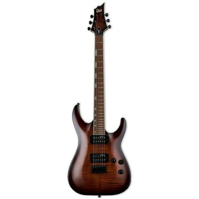 ESP LTD Electric H-200 Dark Brown Sunburst