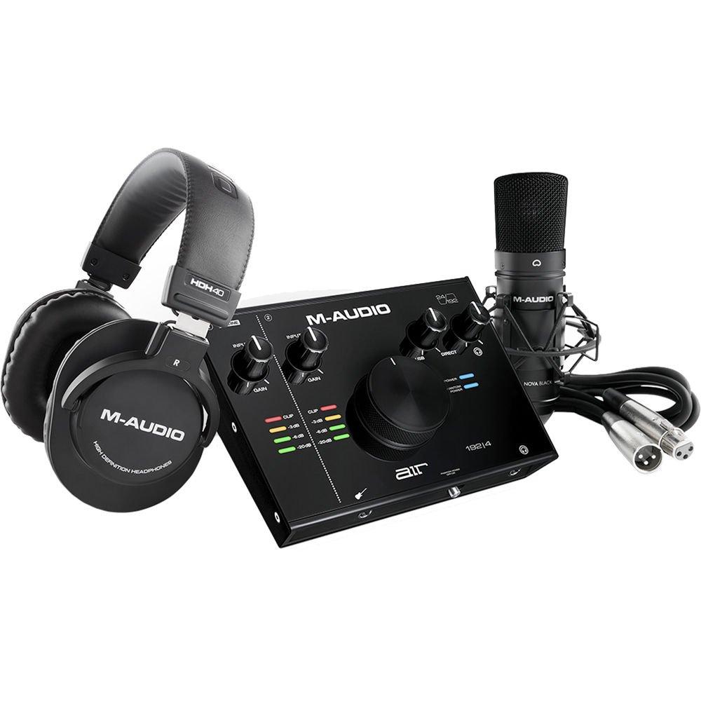 M-Audio Air 192|4 Vocal Studio Pro Package