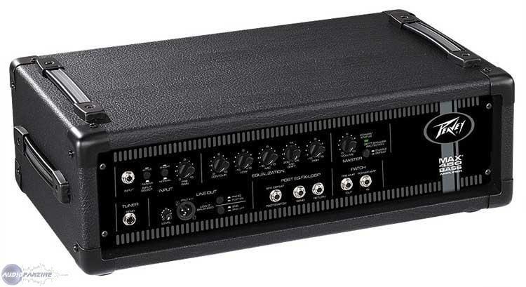 Peavey Max 450 Bass Amplifier