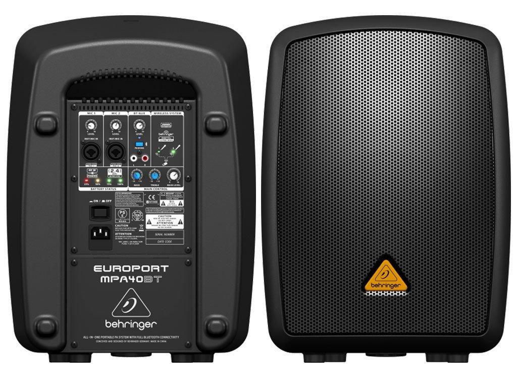 Behringer MPA40BT Behringer Portable PA System - Bluetooth