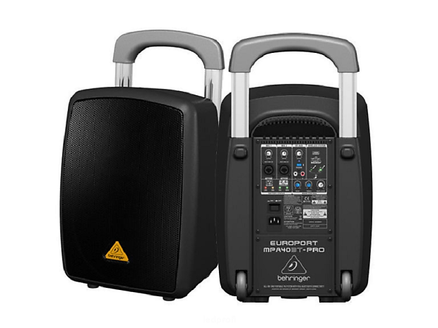 Behringer MPA40BTPRO Behringer Portable PA System - Bluetooth