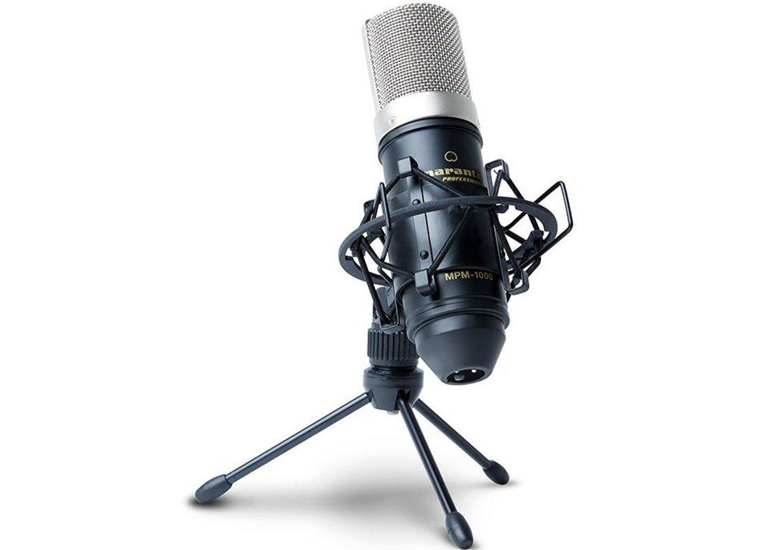 Marantz 18mm Condenser Microphone